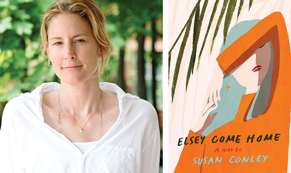 Susan Conley Heads Back to China In 'Elsey Come Home'