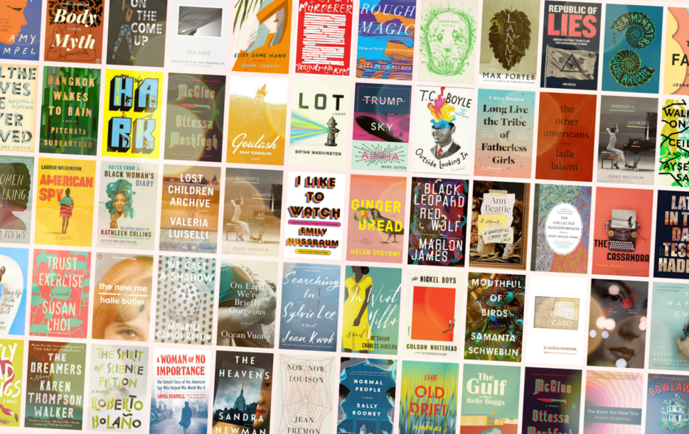 Huffington Post: 61 Books We're Looking Forward To Reading In 2019